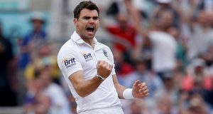 Anderson Becomes First Bowler to Clinch 100 Wickets at Lord's