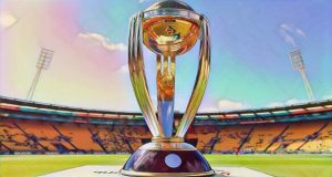 Cricket World Cup Trophy Tour to Begin from Dubai