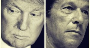 S.African Comedian Compares Trump With Imran Khan