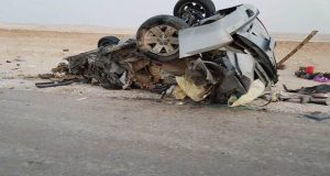7 Saudis Dead In Oman Road Accident