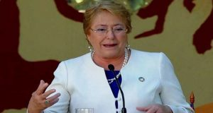 Michelle Bachelet Chosen As Next U.N. Human Rights Chief