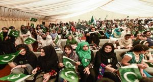 Pakistanis In UAE Celebrate Independence Day