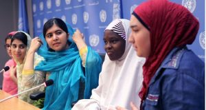 Malala Demands Youths' Representation In Decision Making