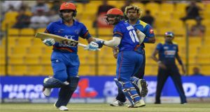 Asia Cup: Afghanistan Set 250-run Target For Sri Lanka