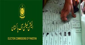 Process of Ballot Paper Printing For By-polls Started: ECP
