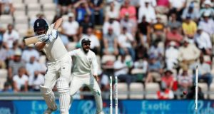 Fourth Test: England Build Lead of 233 Over India
