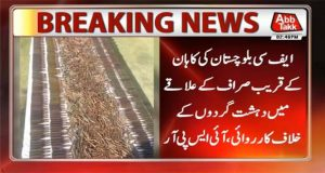 FC Recovers Huge Cache of Arms, Ammunition from Kahan