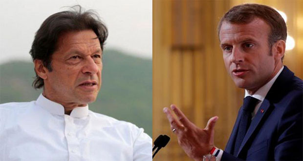 French President Telephones PM Imran