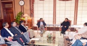 MQM-P, GDA Delegations Meet PM Imran Khan