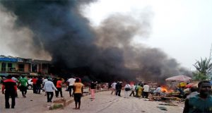 Nigeria Gas Tanker Explosion: 35 Killed, 100 Wounded