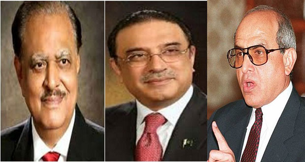 Former Elected Presidents of Pakistan
