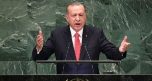 UN Security Council Is Dominated By Five, Erdogan