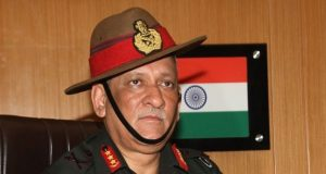 Ready For War, Indian Army Chief