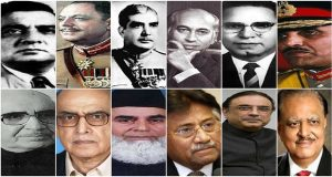 Picture Album of Presidents of Pakistan Till Date