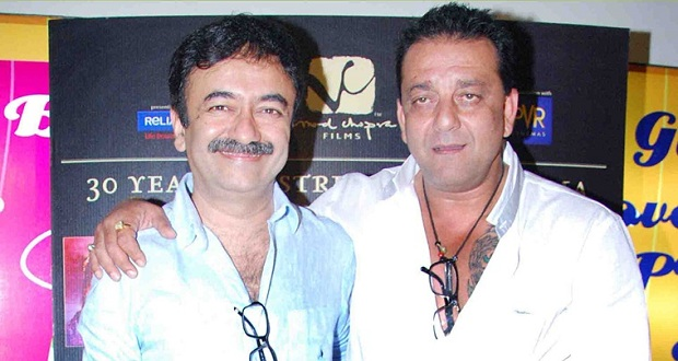 Added Scenes in Sanju to Create Empathy for Dutt: Hirani