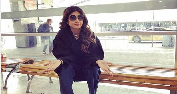 Shilpa Shetty Accuses Australian Airline Staff Of Racism