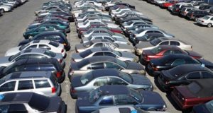 Austerity Drive: 246 Vehicles To Be Auctioned