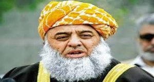 Fazlur Rehman Escapes Road Accident Near Karak