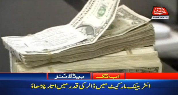 Rupee Recovers Against Dollar in Inter-bank Market on Friday