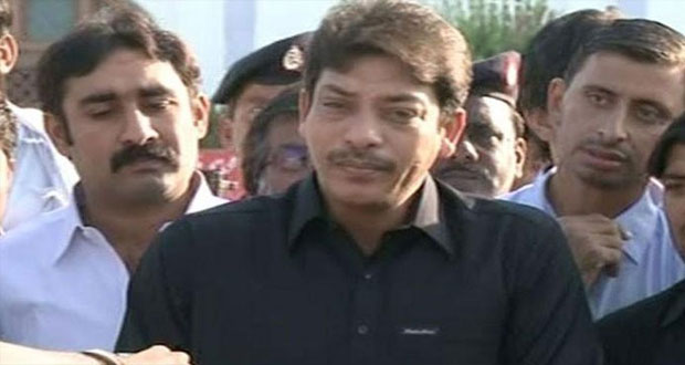 Faisal Raza Abidi Arrested Outside SC