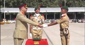 Pak Army Soldiers Laced With Spirit of Loyalty: CJCSC