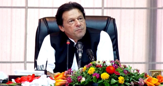 PM Imran Alleges PML-N Ruined Country's Economy