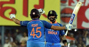 India Crush West Indies By 8 Wickets In First ODI