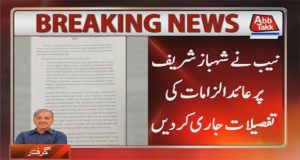 NAB Claims To Have Concrete Evidence Against Shehbaz