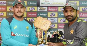 Green Shirts To Take On Aussies In 2nd T20 Today
