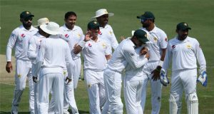 2nd Test: Tea Break, Pakistan Dominates Another Session