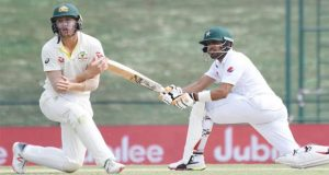 2nd Test, Day 3: Australia 47-1 At Close in Chase of 538
