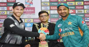 Series Decisive ODI Between Pakistan, New Zealand Today