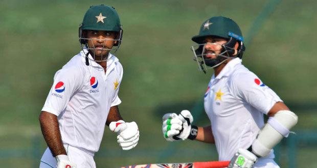 2nd Test, Day 3: Pakistan Begin Second Inning on 144 For 2