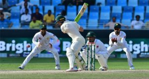 Abu Dhabi Test: Kangaroos Resume Batting On 2nd Day