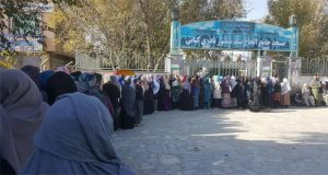 Polling Centres Open For Second Day of Voting in Aghanistan