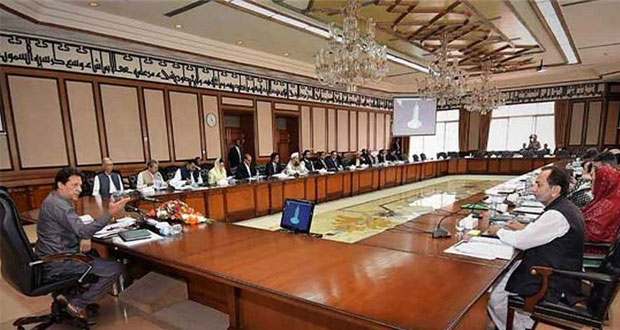 Federal Cabinet To Meet Today