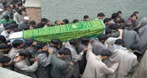 Indian Troops Martyr Pregnant Woman In IoK
