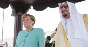 Germany Puts On Hold Arms Sales To Saudi Arabia