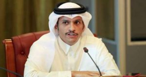 Qatar's Foreign Minister to Reach Islamabad Today