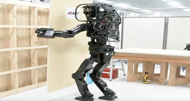 Japan's Robot Laborer Might Steal Your Job