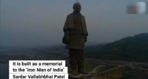 World's Tallest Statue Ready For Its Inauguration In India