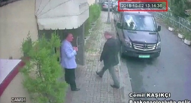 Missing Journalist's Video Reaching Consulate Surfaces