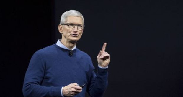 New Technology To Protect Data Inevitable: Apple CEO