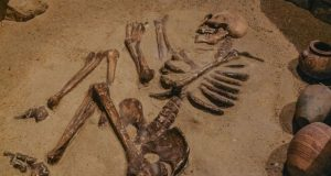 Skeleton Found of Egyptian Woman Died 3,700 Yrs Ago