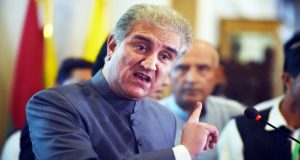 Pak Paid With Blood In US War On Terror: Qureshi