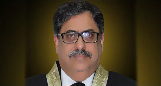Athar Minnallah Appointed As Chief Justice IHC
