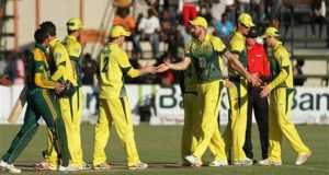 Australia Beat S.Africa By Seven Runs in Second ODI