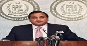 Pakistan Highly Censures Kashmiri Youths Killing: FO