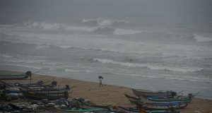 India Braces For Cyclone Gaja, Puts Navy On Alert