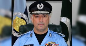 IGP Jan Muhammad Resumes Charge